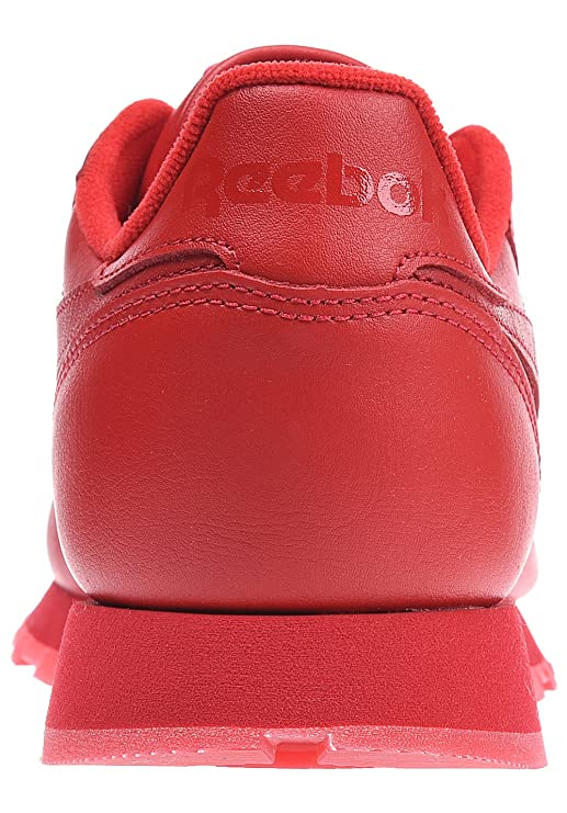 Reebok BD1323 Classic Leather Solids Sneaker Rot|46: Amazon
