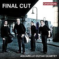 Final Cut: Film Music For Four Guitars (Chandos: CHAN 10723)