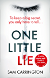 One Little Lie: The unputdownable gripping domestic thriller full of twists that you need to read in summer 2018