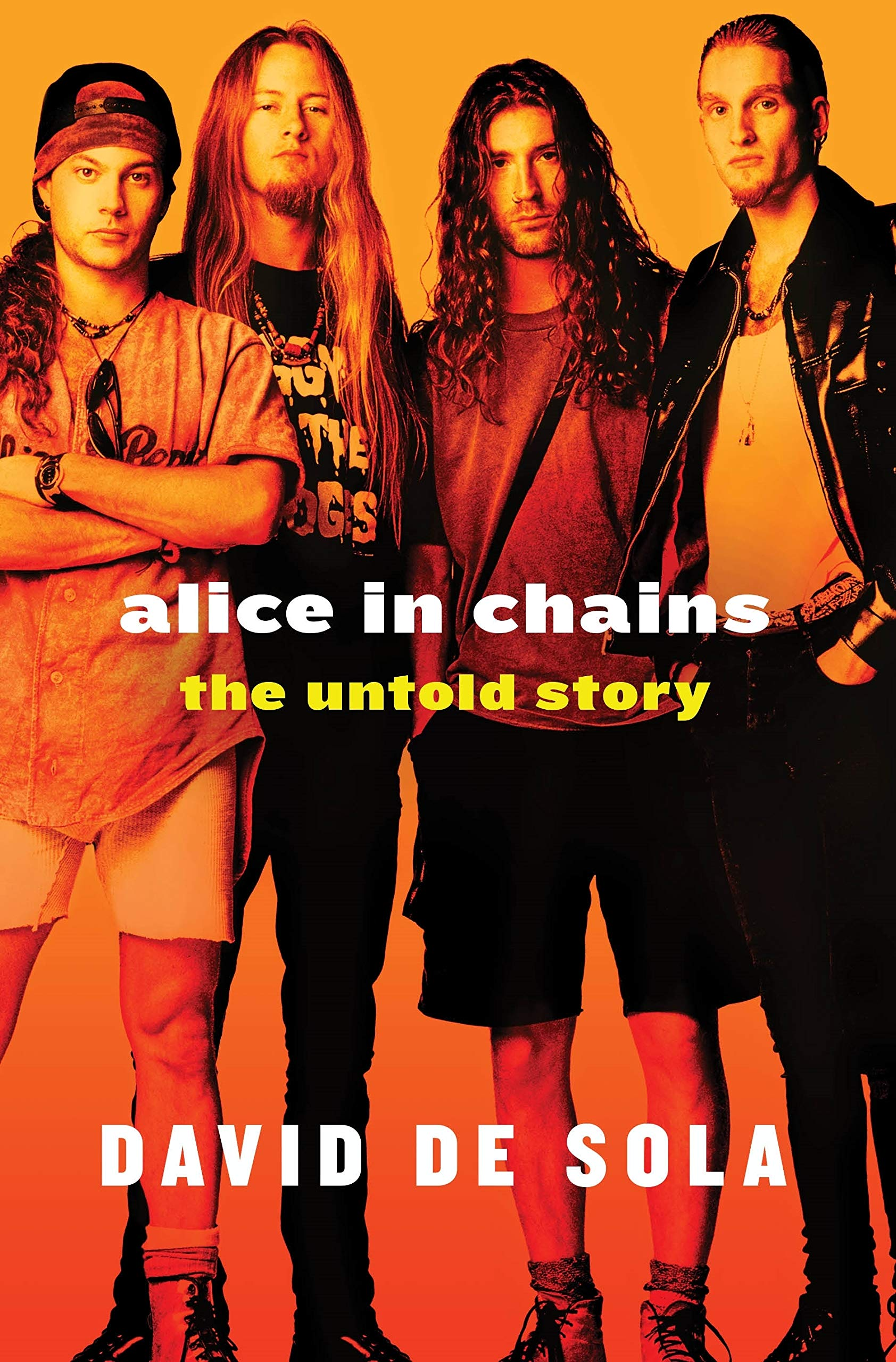 Read Online Alice in Chains: The Untold Story ebook