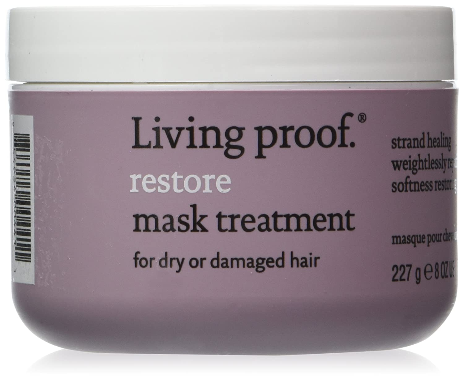 Restore Mask Treatment - Dry or Damaged Hair by Living Proof for Unisex - 8 oz Mask U-HC-8904