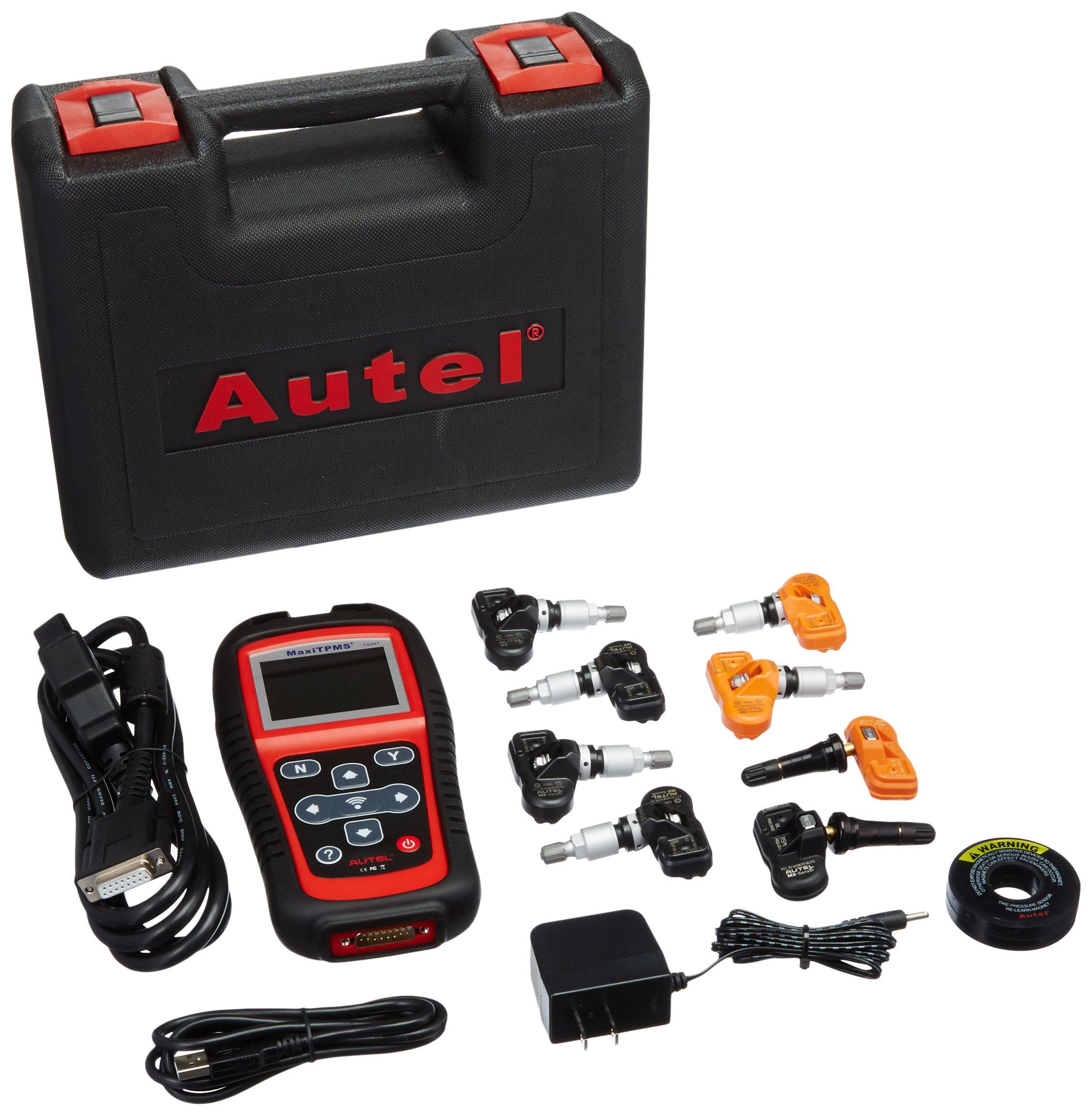 Autel AULTS501K Premium Kit with MX-Sensor (TS501 s)