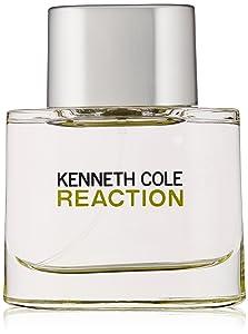 Kenneth Cole Reaction Eau de Toilette Spray for Men, 1.7 Fluid Ounce