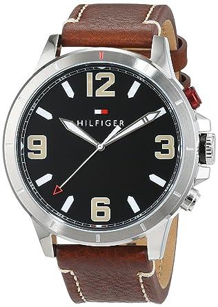 12d77e92e89d71 Amazon.com: Tommy Hilfiger 1791296 Men's watch Smartwatch: Watches
