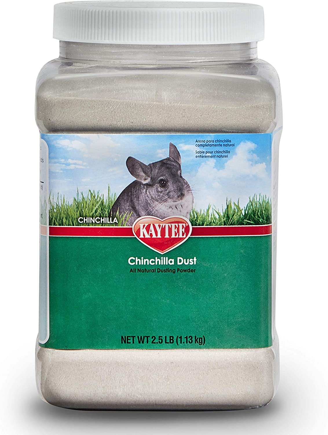 Kaytee 100033514 Chinchilla Dust, 2.5 Lbs: Pet Supplies