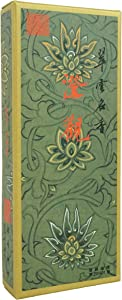 CWH Incense Sticks   Herbal Fragrance Insense, Korean Natural Spiritual Home Decor Incense Sticks for Spa, Yoga, Meditation, 120 Sticks, Jing Kwan