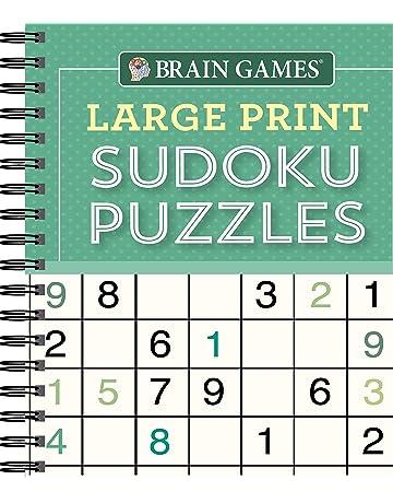 Amazon Com Sudoku Puzzles Games Books