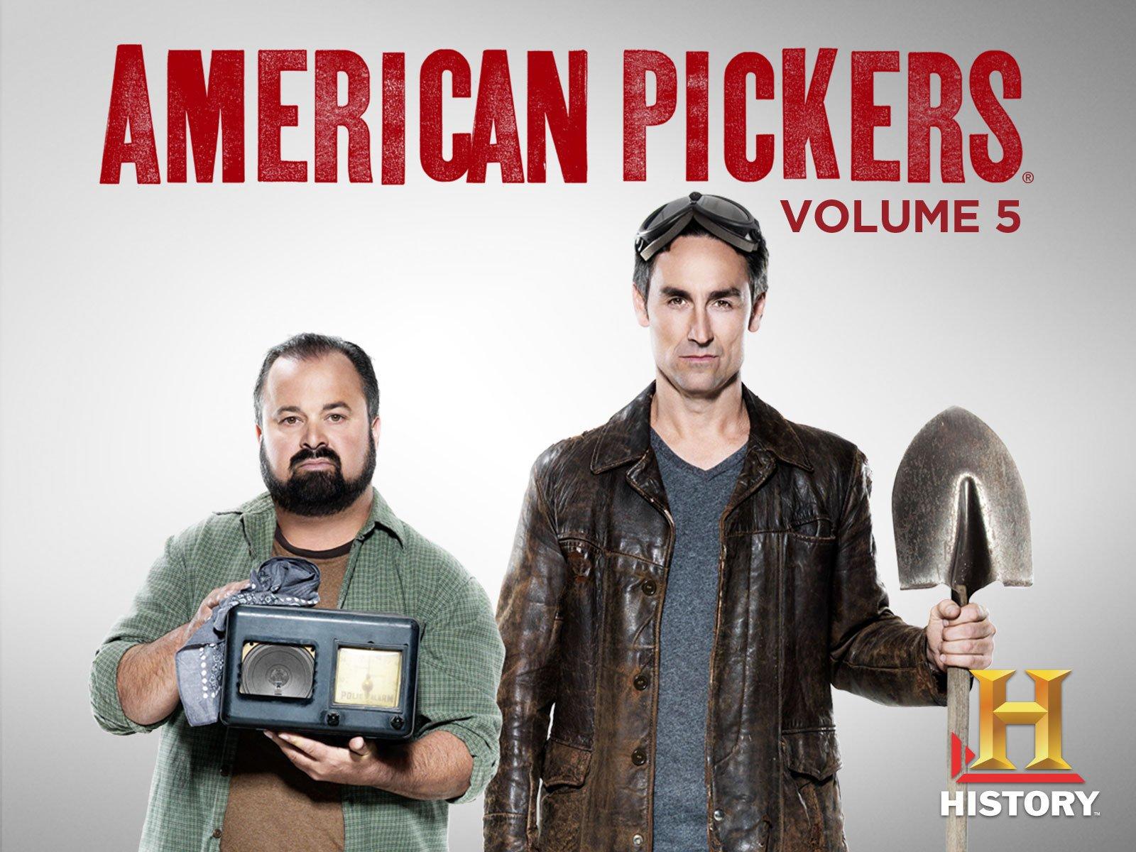 amazon com american pickers season 5 amazon digital services llc