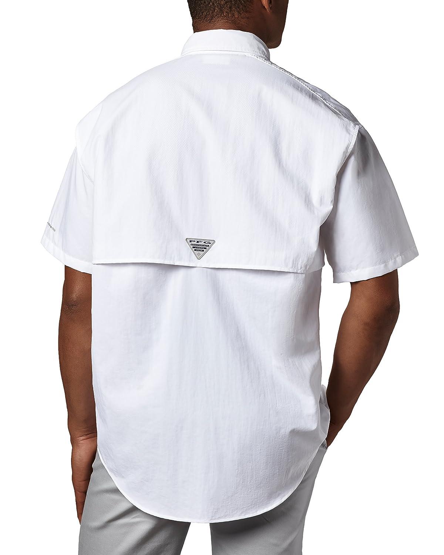 Columbia Mens PFG Bahama II Short Sleeve Shirt