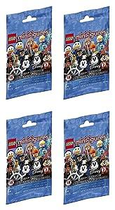 LEGO Minifigures - Disney Series 2 - Random Bag of 4 (71024)