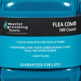 Master Grooming Tools Flea Comb Canisters