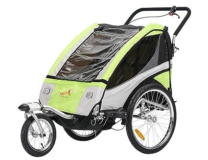 fixi Master Multifunktion 2 en 1 Remolque de bicicleta/Jogger bebé carro Jogger mano carro