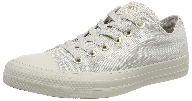 Converse Chuck Taylor CTAS Ox Canvas, Chaussures de Fitness Femme 559941C