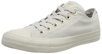 4215ba13e3d67 Converse Women s Chuck Taylor All Star Mono Glam Ox Low-Top Sneakers