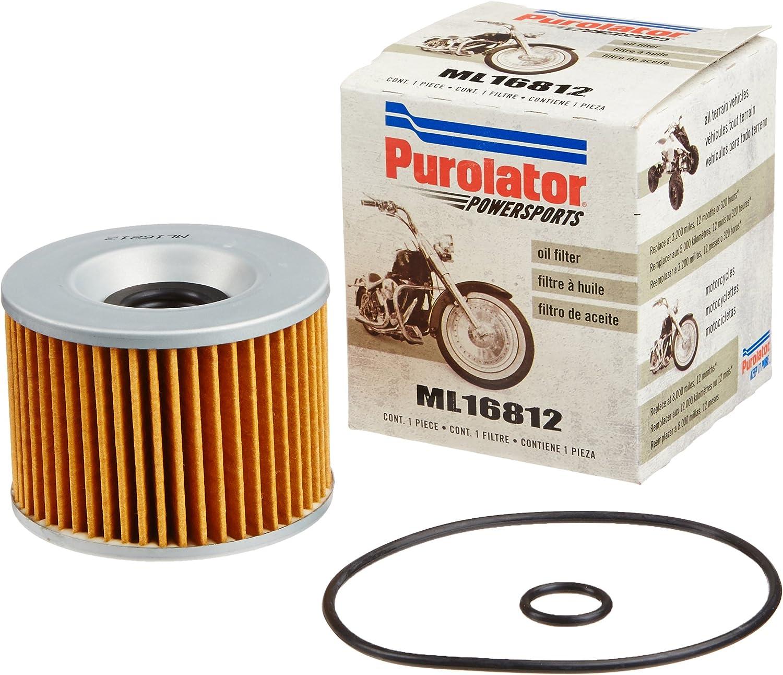 Purolator Motorcycle Oil Filter ML16822C