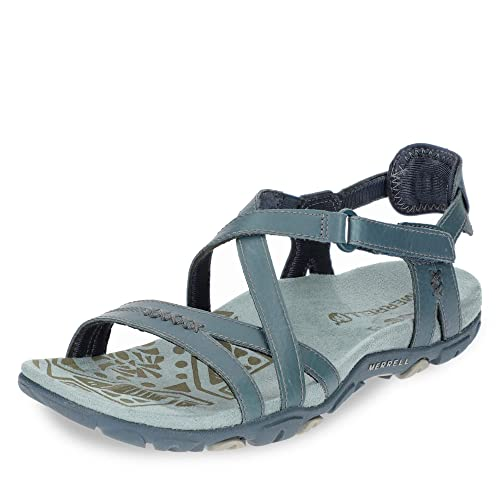 b911dac740e Merrell Sandspur Rose LTR J98772 Outdoor Sport Casual Travel Sandals Womens  New J98772 Slate Black 3 UK  Amazon.co.uk  Shoes   Bags