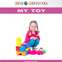 kids discover my toy: Word Book for Children Parts of my toy with Pictures (KDV 3) (English Edition)