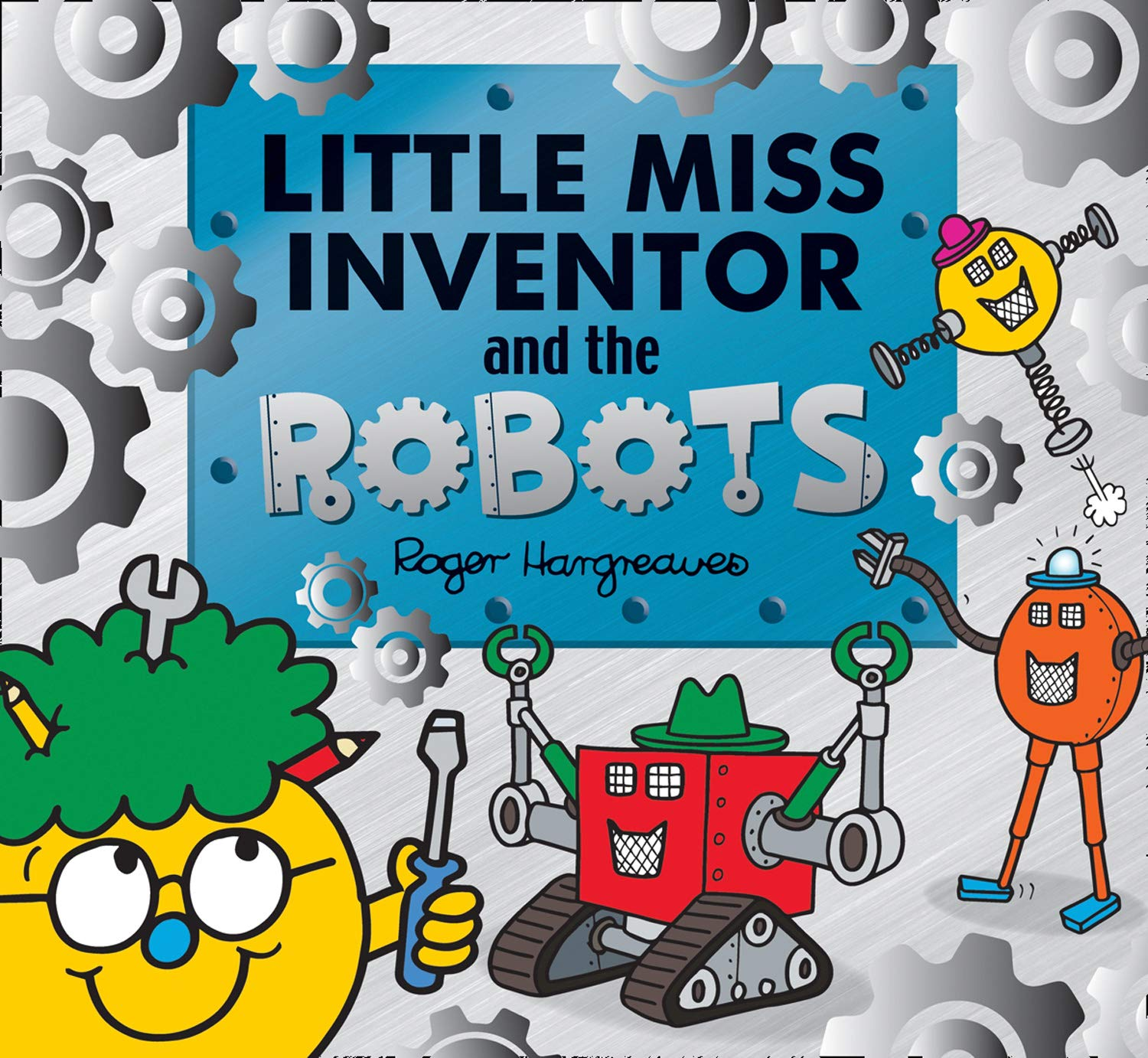 Mr. Men Adventure With Robots Mr. Men and Little Miss Picture Books: Amazon.es: Hargreaves, Adam, Hargreaves, Adam: Libros en idiomas extranjeros