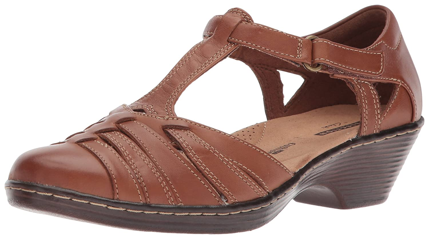 4540c4a805 Clarks Women's Wendy Alto Fisherman Sandal: Amazon.co.uk: Shoes & Bags