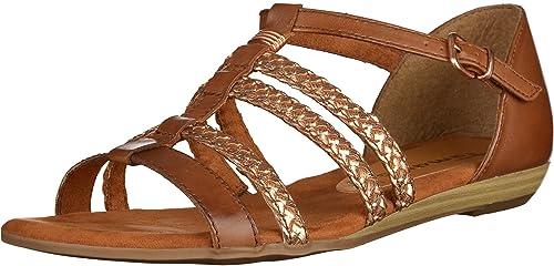 Tamaris Damen Sandalen mit Blockabsatz in Größe EUR 37