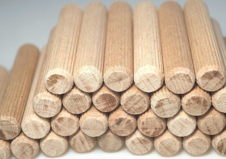 goujon de r/écif Cheville en bois multicolore