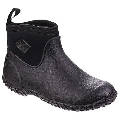 Damen Muckster II All-Purpose leichte Stiefeletten. (38 EU) (Schwarz/Schwarz) The Original Muck Boot Company Billige Neue Stile Apm9TI