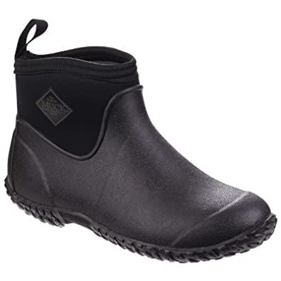 8535c88fd2d Muck Boot Mens Muckster II Ankle All-Purpose Lightweight Shoe