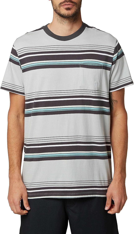 Department store Hang Ten Men's Signature Stripe Short Wholesale Sleeve - Cotton 100% Tee