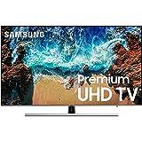 "Samsung UN65NU800DFXZA Flat 65"" 4K UHD 8 Series Smart LED TV (2018) (Renewed)"