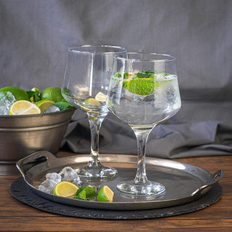 Lav Copa para Gin Tonic - Diseño de balón - 690 ml - Pack de 6: Amazon.es: Hogar