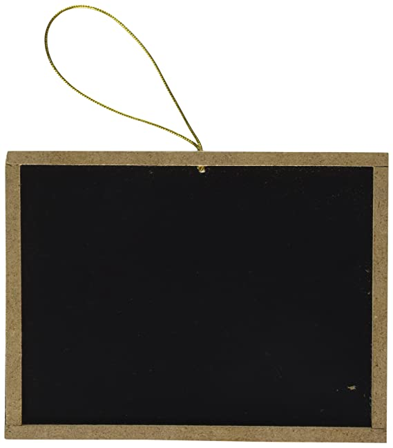 12 Mini Chalkboards 3 Inch X 4 Inch - Great for Wedding Place Cards, Party Favors, & Craft Projects by Vintage Accents