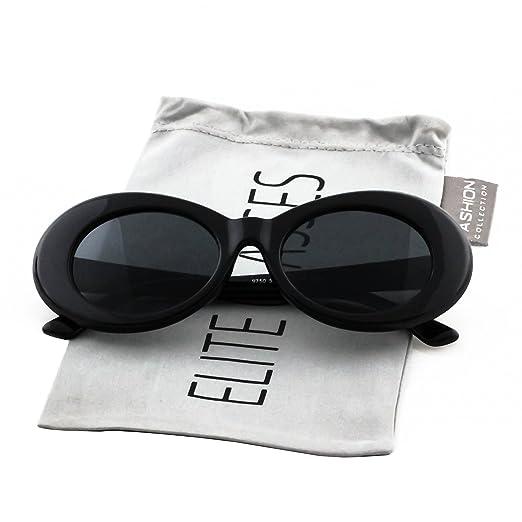 Super Amazon.com: Clout Goggles Oval Hypebeast Eyewear Supreme Glasses  WU14