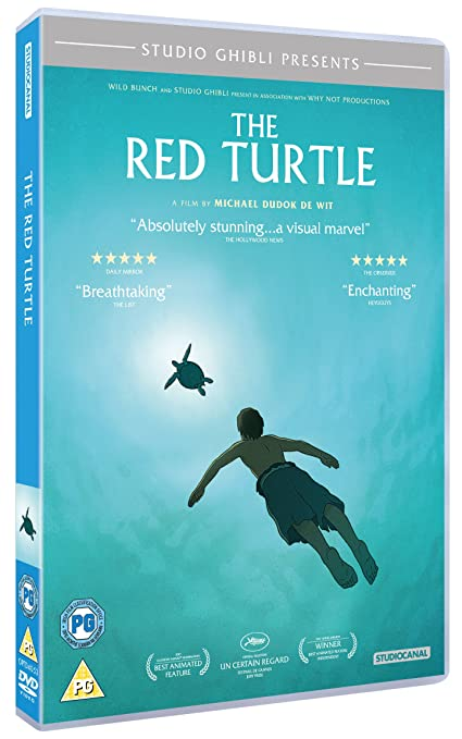 Amazon Com The Red Turtle Dvd 2017 Movies Tv