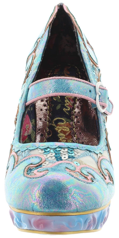 Irregular Choice High Heels Heels Heels Siren of The Sea 4373-02A Blau 6e5b9d