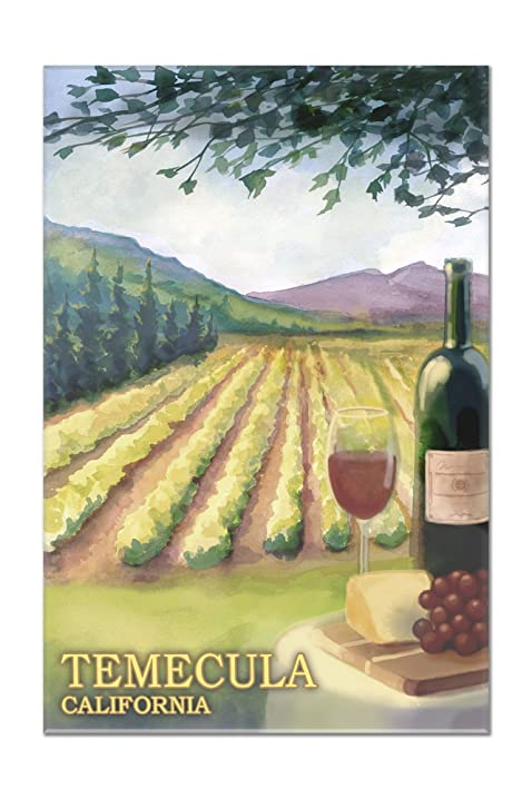 Amazon.com: Temecula, California - Wine Country (24x36 Acrylic Wall ...