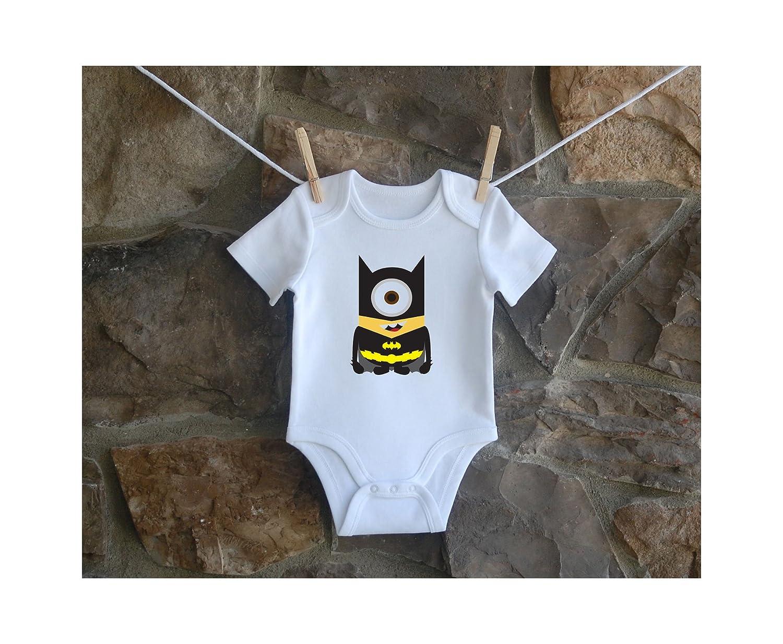 Bat Minion Babygrow