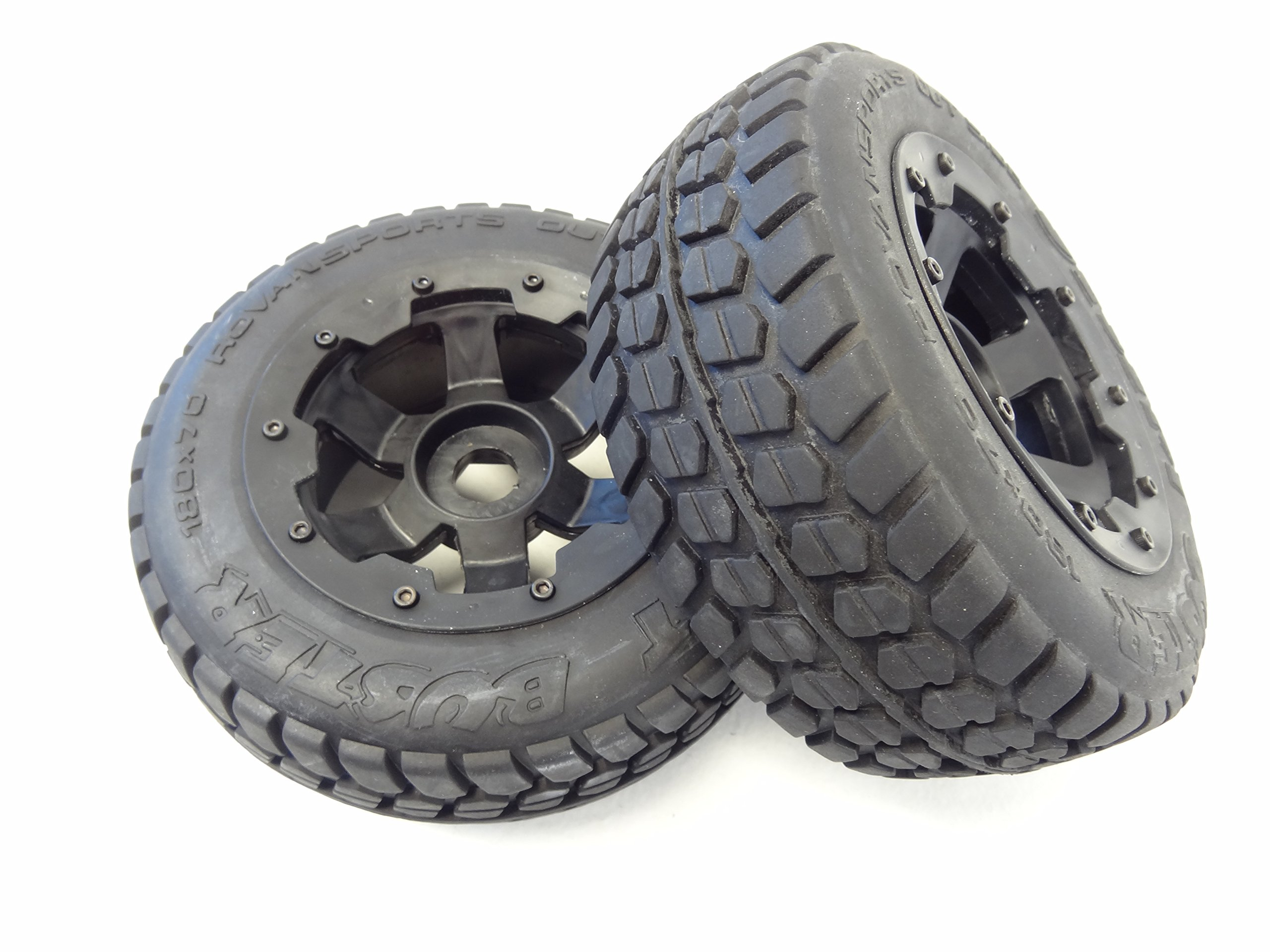 1/5 Rovan Terminator Rear Truck Road Wheels HPI Baja 5T 5SC King Motor LOSI 5IVE