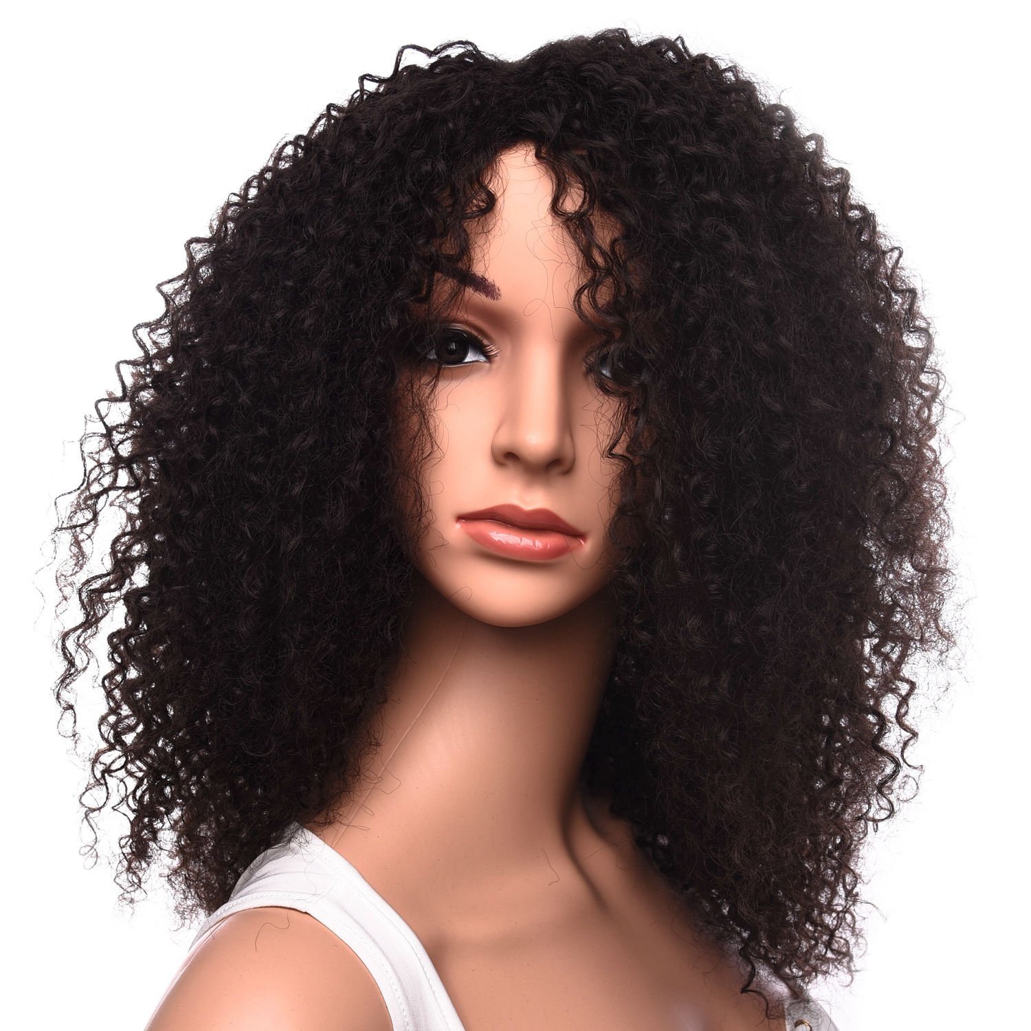 Very Cool Afro Wig with Kanekalon fibers