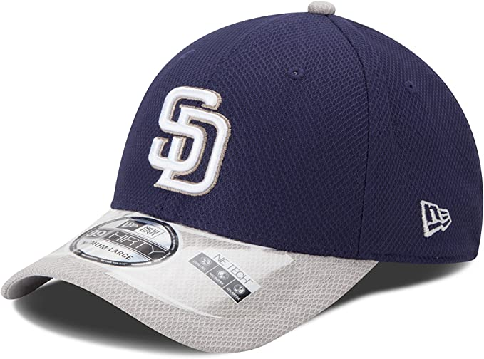 best selling low price finest selection Amazon.com : MLB San Diego Padres 2Tone Diamond Era 39Thirty Flex ...