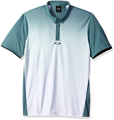 Oakley Mens Polo Shirt Ss Poliammide, ore, L: Amazon.es: Ropa y ...