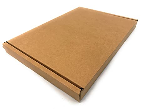 INERRA C5 A5 Carta Grande Cajas (Cantidad Elección) Precio EN proporción (Pip) Correo Correo Correo Caja - 235 x 165 x 22mm Fabricado EN EL Reino Unido ...