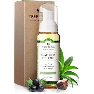 Tree to Tub Real, Acne Face Wash for Oily Skin