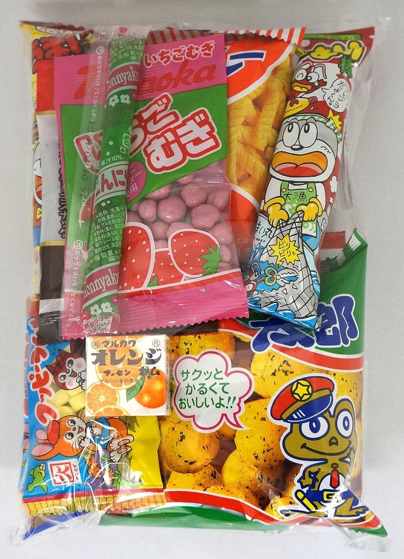 Assorted Japanese Junk Food Snack