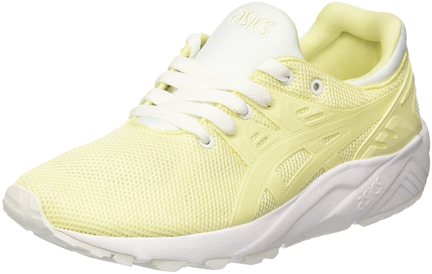 Asics Damen Gel-Kayano Trainer Evo Gymnastik Giallo (Tender Yellow/Tender Yellow)