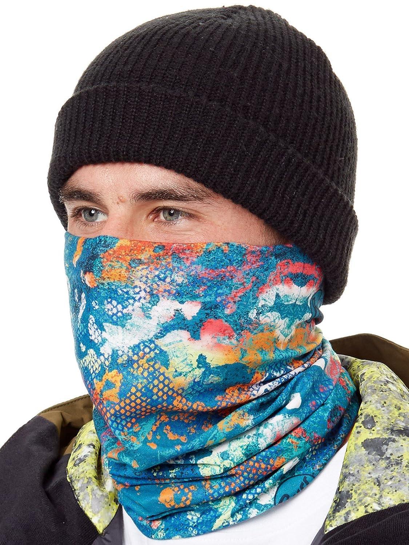 Buff UV protection Aquatic Camo turquois