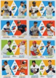 2014 Topps Heritage Then and Now 10 Card Dual