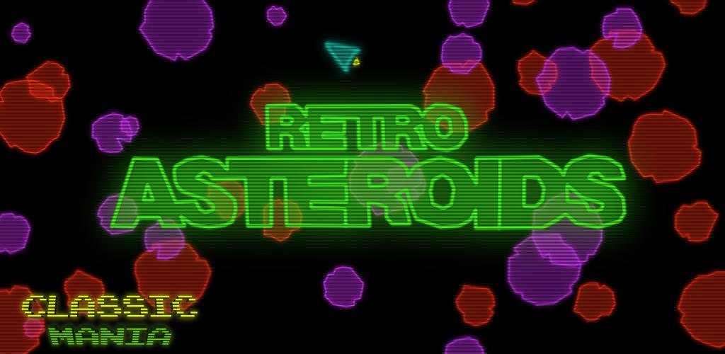 Retro Asteroids - Classic 80s Arcade: Amazon.es: Appstore para Android