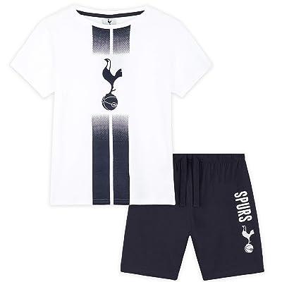 Childrens bathrobe Tottenham Hot Spurs dressing gown childs boys pjs pajamas