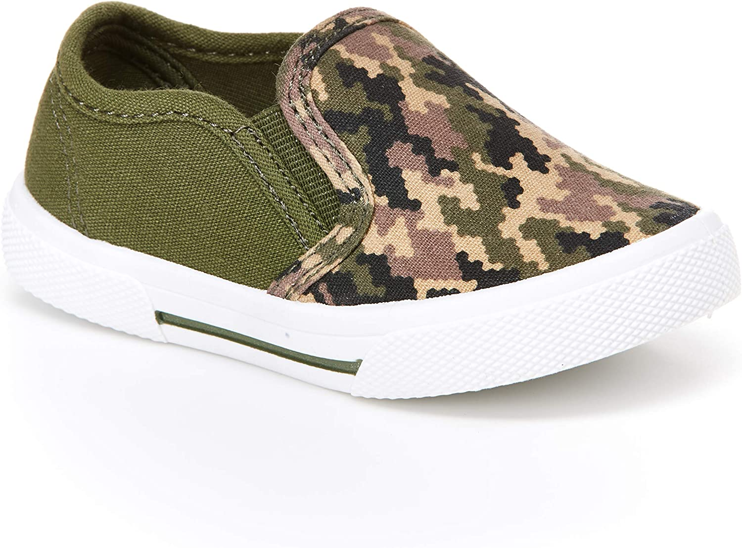 Freshly Picked Kids Green Camo-K 5