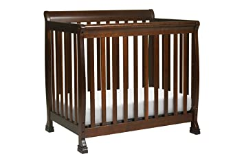 DaVinci Kalani 2 In 1 Mini Crib And Twin Bed Espresso